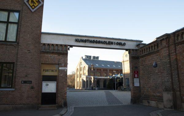 Kunsthøgskolen i Oslo